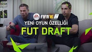 FIFA 16 Ultimate Team - FUT Draft Tanıtımı -  Gary Neville ve Jamie Carragher