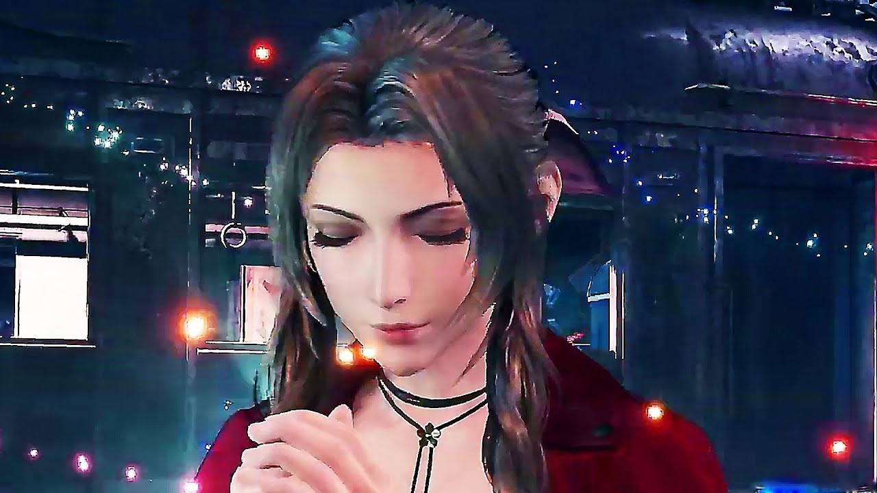 FINAL FANTASY VII REMAKE Gameplay-Trailer (E3 2019) + video