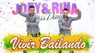 Vivir Bailando Coreografìa Joey&rina  Tutorial  Balli Di Gruppo 2019 Line Dance
