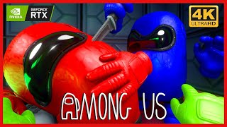 AMONG US 3D ANIMATION - THE IMPOSTOR LIFE #4