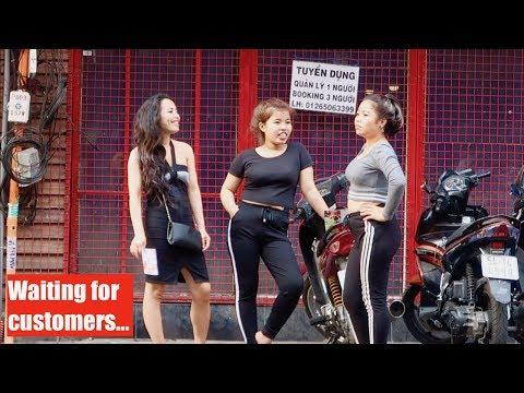 Vietnam Street Scenes 2019 - Saigon Vlog