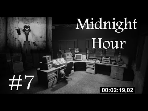 The Midnight Hour 1x07: Abbandonato da Disney pt.1 (Creepypasta)