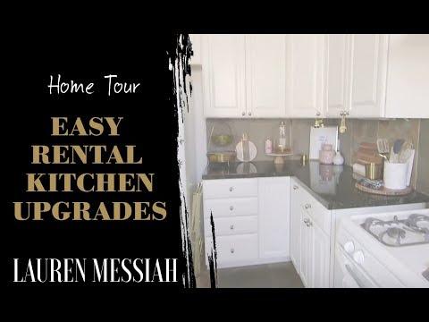 Kitchen Tour   Lauren Messiah's LA Apartment