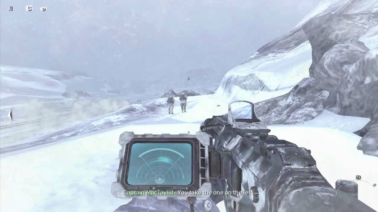 Call of Duty: Modern Warfare 2 - Mac Gameplay [HD]
