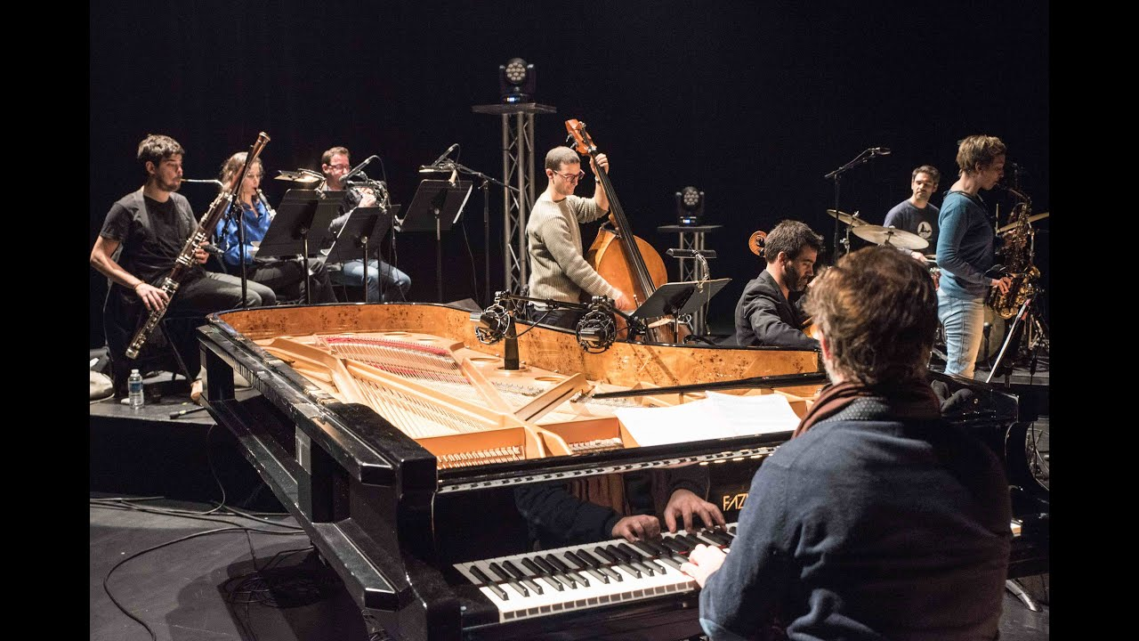 """VINCENT TOUCHARD /// LES OBJETS DU QUOTIDIEN - En concert avec le """"quintet augmenté"""""""