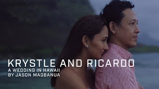 Krystle and Ricardo: A Wedding in Hawaii
