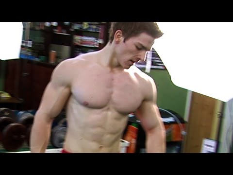16 year old junior bodybuilder birthday - YouTube
