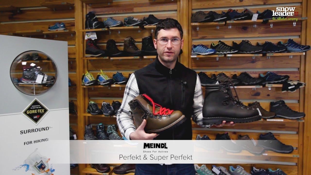 neue angebote neueste Art von 50% Preis Meindl : Perfekt & Super Perfekt