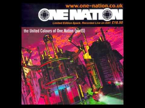 One Nation - Ed Rush and Optical - Foxy, Fatman, Fearless, Skibba, Shabba