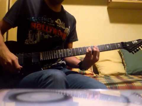 Avenged Sevenfold - Tension Cover