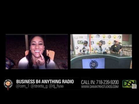 """nicole """"hoopz"""" alexander Talks about her New website launch from YouTube · Duration:  53 seconds"""