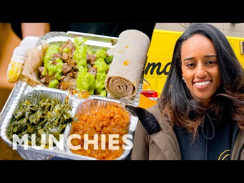 The Only Ethiopian Food Truck in NYC – Street Food Icons