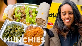 The Only Ethiopian Food Truck in NYC - Street Food Icons