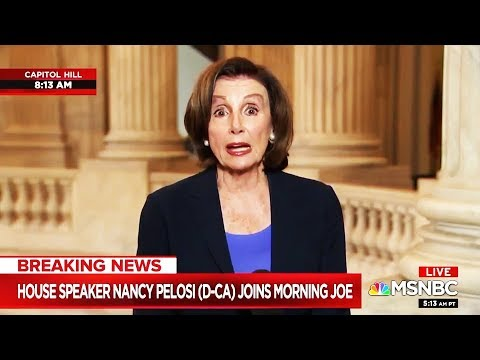 GAME CHANGER: Pelosi Calls for Vote by Mail, Trump Says NO