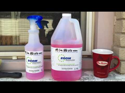 Polaris RZR 900  Washing Tips, Tricks, and Products