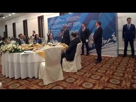 Capitol Intel with Islamic Development Bank President Dr. Ahmed Mohamed Ali Al-Madani @KazanSummit