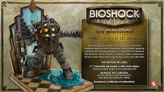 Collector's Corner - BioShock 10th Anniversary Collector's Edition