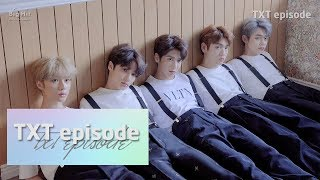 [EPISODE] TXT (투모로우바이투게더) 'W Korea' Photo Shooting Sketch