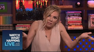 Why Does Ramona Singer Still Drink Around Luann de Lesseps? | WWHL