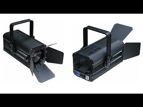 200w 5600k cool Professional stage equipment theater fresnel film tv led studio light