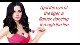 katty perry roar lyrics HD official _  katty perry كلمات اغنيه رور للنجمة الرائعة + download