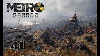 Metro Exodus 41(G) Nowy teren, nowa gra :D