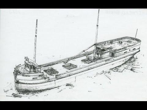 Metropole Shipwreck Lake Huron 2014