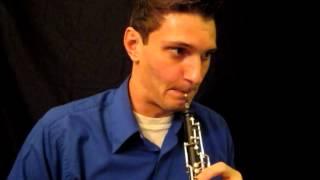 Oboe, 40 Progressive Melodies, No. 7, Apollon Marie-Rose Barret