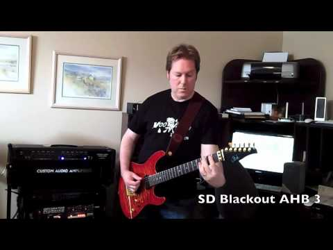 Mark Day Pickup Shootout Suhr Aldrich and Duncan AHB 3