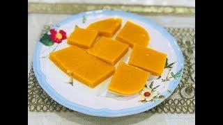 Mango Milk Pudding | Mango Pudding | Pudding Made By Seema Shaikh