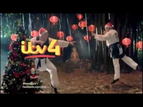 ITV4 - Kung Fu - Christmas 2013