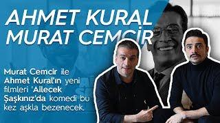 Ahmet Kural ve Murat Cemcir ile yeni filmleri 'Ailecek Şaşkınız' üzerine röportaj