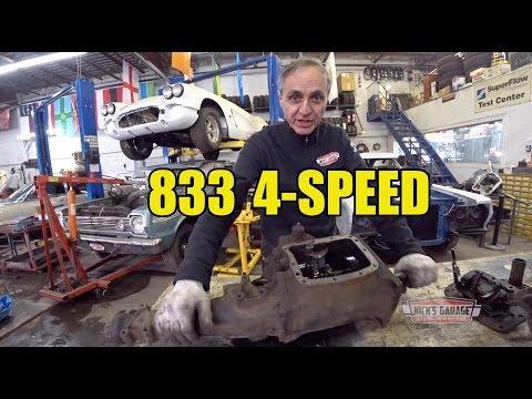 Winter Loving Muscle Car - Nick Tears Down 4-Speed Gearbox