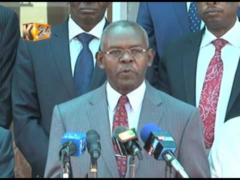 Gov't, IEBC commissioners strike deal on send-off package