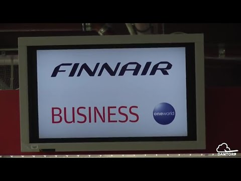 Business Class FINNAIR