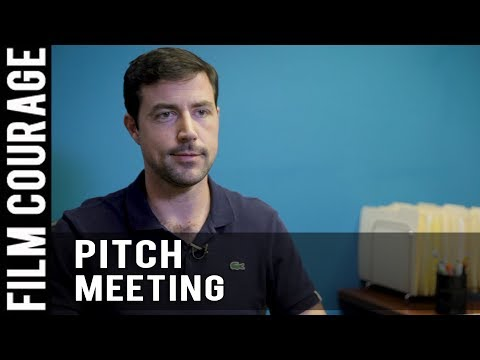 How Does A Screenwriter With No Connections Get A Pitch Meeting? by Scott Kirkpatrick