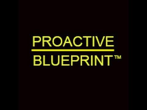 PROACTIVE BLUEPRINT - Emergency Management Planning