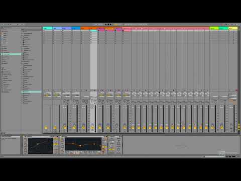 Ableton Live 10 401: Advanced Track Production - 1. Intro