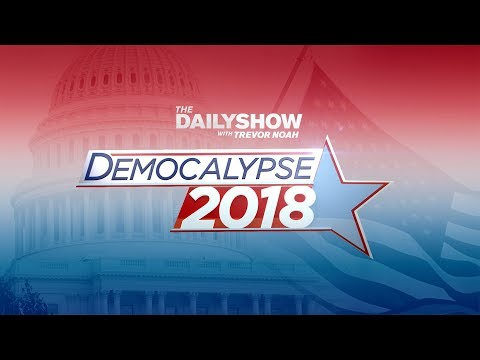 The Daily Show's LIVE 2018 Midterm Election Night Special