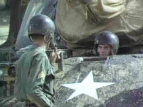 Tank Training At Fort Knox