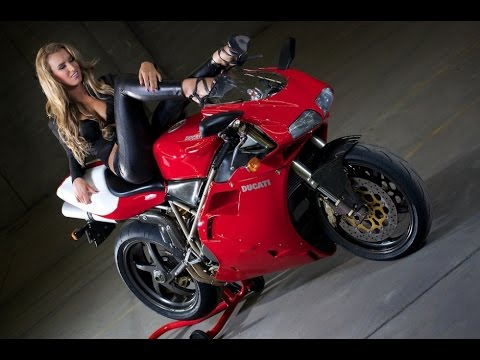 ducati 996 exhaust sound and fly- youtube