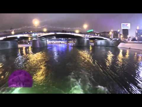 Travel Motorship Russia Moscow River №3