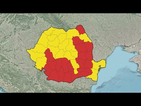 Romanian Presidential Election Results (1990-2014)