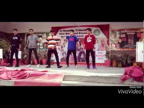 Nasra Break Dancers