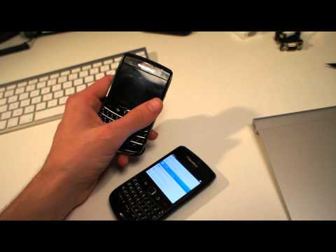 Test : Review Blackberry Bold 9780