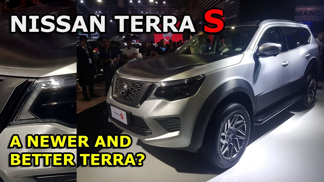 Nissan Terra S Concept A Newer And Better Terra Pims2018
