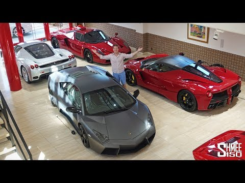 Japans Best Car Collection and Man Cave!