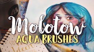 Molotow-GRAFX Aqua Twin 🎨 UHHH! OI! AH! AW!