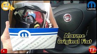 Alarme Mopar original linha Fiat