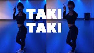 DJ Snake - Taki Taki ft.Selena Gomez, Cardi B, Ozuna - Dance Choreography by Jojo Gomez | MIKII